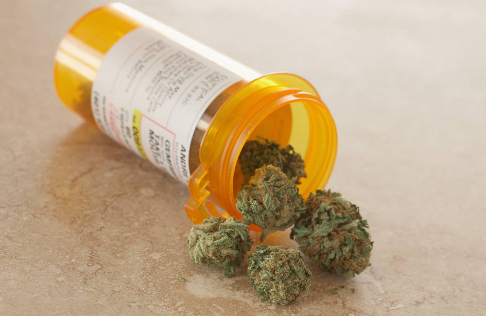 Another Study Shows Where There's Marijuana, There Are Less Opioids