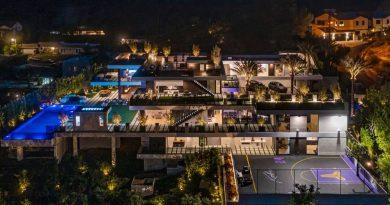 Marijuana Mansion in Los Angeles Sells For $44 Million | Jeff Feinberg
