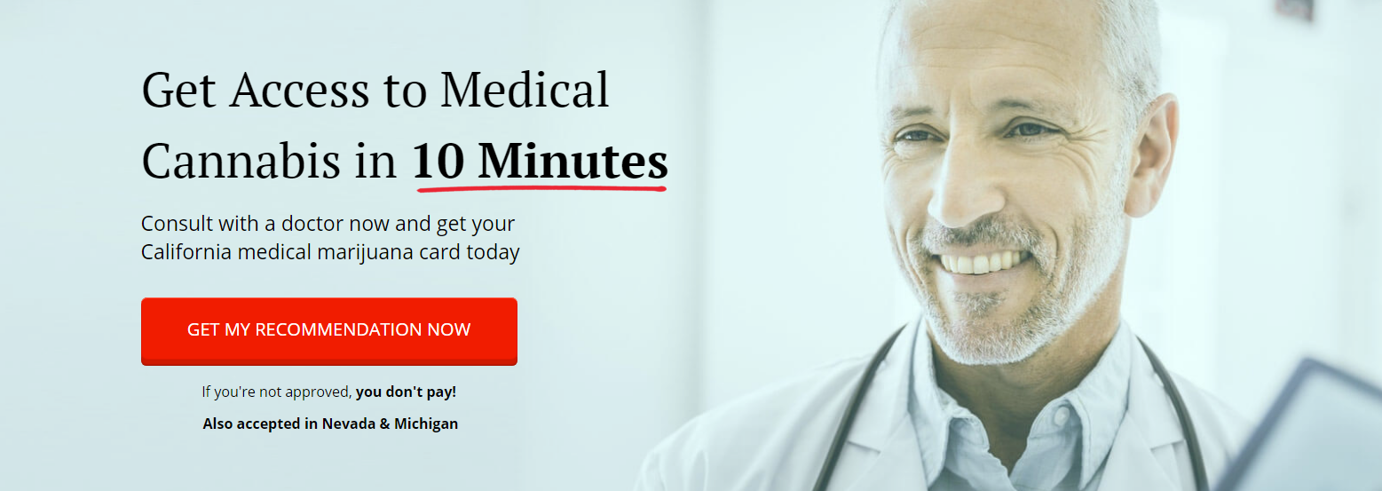 how to get a medical mj card in california online