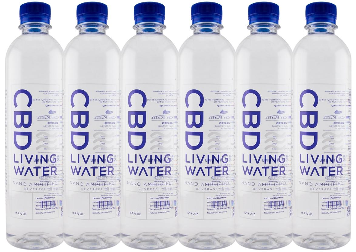 Cbd Living Water Photos