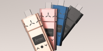 airvape four colors vape