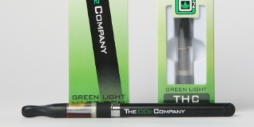 co2 company green light pen