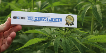 elixinol hemp oil