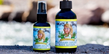 mary janes body lotion