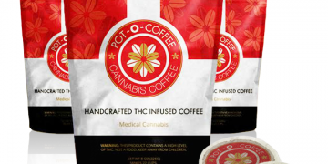 potocoffee thc cbd infused pot