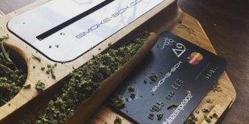 smoke box credit card cannabis