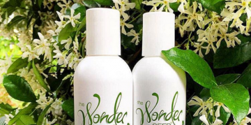 the wonder seed face product