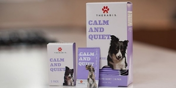 therabis package purple calm and quiet