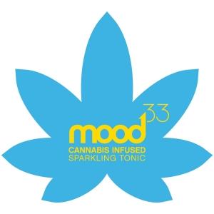 mood33 Cannabis Infused Sparkling Tonics